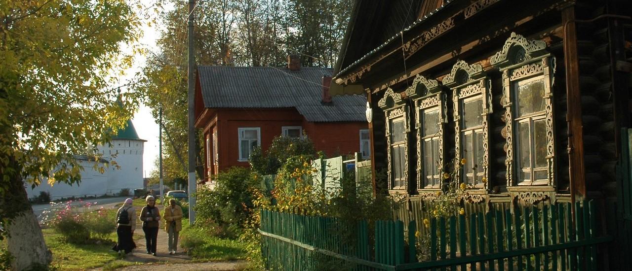 Monastère St Hypati à Kostroma